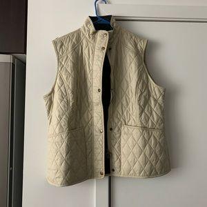 NWOT Barbour Vest